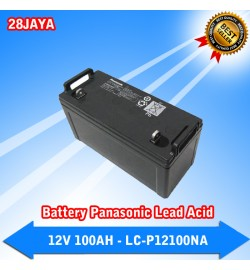 BATTERY PANASONIC 12V 100AH