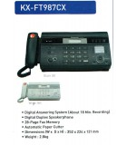 FAX PANASONIC KX-FT987